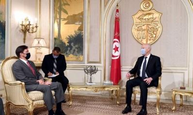اتفاق أميركي يكرس المزيد من التعاون الأمني مع تونس