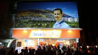 طابور الأيفون جديد سوريا بلاد الطوابير