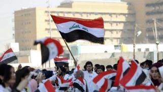 #القميص_الأبيض_راجع ثورة الطلاب أمل العراقيين
