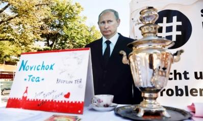 تصعيد روسي أوروبي بسبب نافالني وليبيا