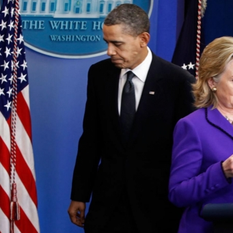 Are Clintons letters preparing for the trial of former Obama administration officials