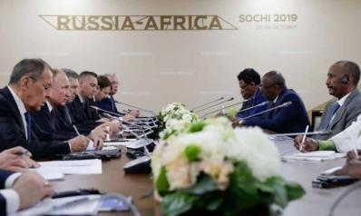 مركز لوجستي.. نواة لقاعدة عسكرية روسية في السودان