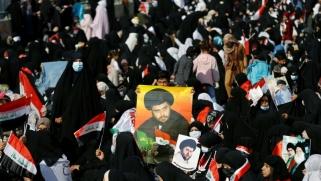 مقتدى الصدر: نريد رئاسة الوزراء حتى نحمي العراق من سلطة الأحزاب الفاسدة