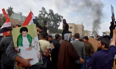 مقتدى الصدر يدشن حملته الانتخابية بمجزرة في الناصرية