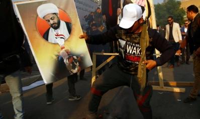 حملة إيرانية لإحباط خطط الاستثمار السعودي في العراق