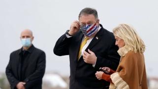 بومبيو في باريس: جس نبض أميركي لموقف فرنسا من لبنان وليبيا