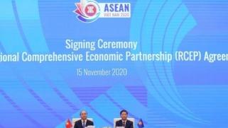 أكبر اتفاقية تجارية في العالم.. هل تشكل فوزا للصين وانتكاسة للهند وأميركا؟