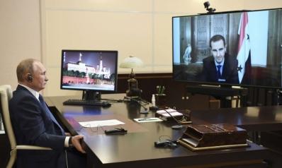 """واشنطن تشدد ضغوطها على الأسد في وقت تكابد موسكو """"لتعويمه"""""""