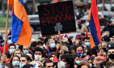 معارك قره باغ تغذي المواجهة بين الأرمن والأتراك في الخارج