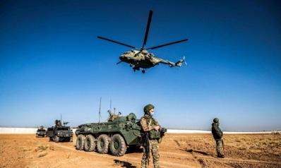إقطاعية روسيا في الشرق الأوسط