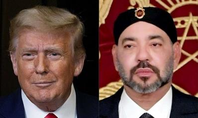 ترامب يعلن اعتراف واشنطن بسيادة المغرب على الصحراء