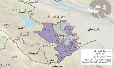 """هذه مكاسب تركيا الإستراتيجية من وصولها لآسيا الوسطى عبر ممر ناختشيفان بعد """"انتصار قره باغ"""""""