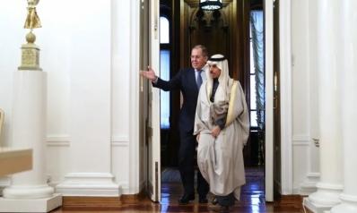 وزير الخارجية السعودي من موسكو: ميليشيات إيران تعطل السلام في سوريا واليمن