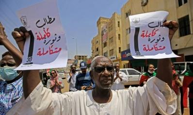 السودان يواجه مرحلة صعبة لاستعادة هيبة الدولة من الفاسدين