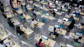 طرق التعلم التقليدية انتهت والجائحة تضع التكنولوجيا موضع اختبار