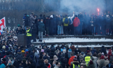 روسيا.. اعتقال مئات المحتجين وموسكو تستوضح من السفارة الأميركية نشر خرائط للتحركات