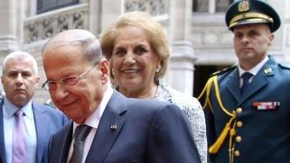 جنبلاط: مدام عون تحكم لبنان عبر غرفة سرية
