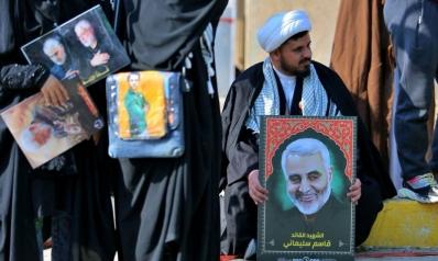 """الميليشيات الشيعية تقيم سورا من """"القدسية"""" حول شخص قاسم سليماني"""
