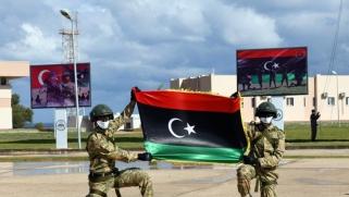 التدريبات العسكرية التركية غرب ليبيا لا تنهي معضلة الميليشيات