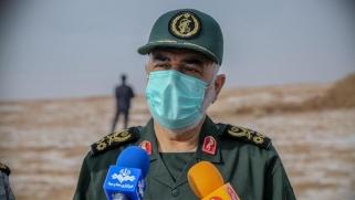 """عشية تنصيب بايدن… إيران تطلق مناورات برية """"هجومية"""""""