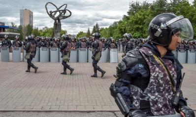 انتخابات كازاخستان وسط تنافس روسي – أميركي – صيني