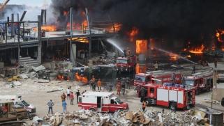 انفجار مرفأ بيروت: كل الطرقات تؤدي إلى النظام السوري