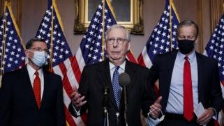 الجمهوريون في صراع مع مستقبل ما بعد ترامب