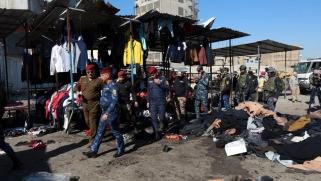 العراق: مخاوف من التوظيف السياسي لتفجيري بغداد