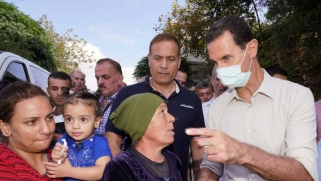 الأسد يحاول ترتيب فوضى نظامه قبل الاختبار الكبير