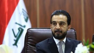 """في رسالة لإيران وتركيا.. الحلبوسي يدعو بعض البعثات الدبلوماسية في العراق إلى عدم التدخل """"في ما لا يعنيها"""""""
