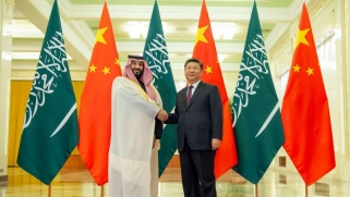 الخليجيون يلجأون إلى الصين لمواجهة الإجراءات الأميركية