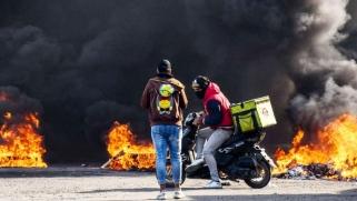 الناصرية توقد مجددا جذوة الانتفاضة العراقية