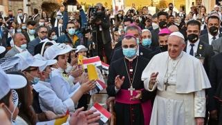 الأثر الروحي لزيارة البابا كبير لكن العراق في انتظار الأثر العملي