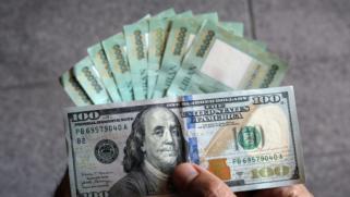 الليرة اللبنانية تهوي إلى قاع جديد أمام الدولار عند 14.5 ألفا