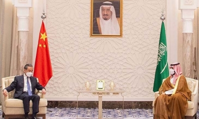 انفتاح الصين على الشرق الأوسط: توحيد النقائض