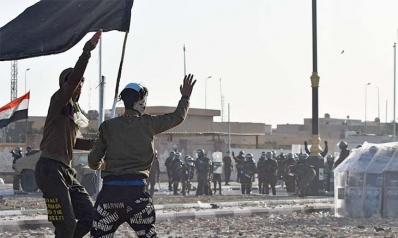 هل مظاهرات العراقيين ضد إيران أو أمريكا؟