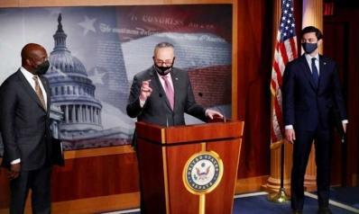 """مجلس الشيوخ الأمريكي يناقش خطة بايدن لتحفيز الاقتصاد """"هذا الأسبوع"""""""