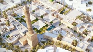 بداية متعثرة لإعادة إعمار جامع النوري: معماريون عراقيون يحذرون من تشويه المعلم