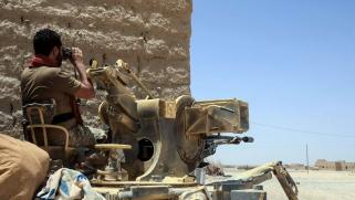 حكومة هادي ترفض مشاركة طارق صالح في معركة مأرب