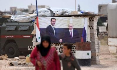من سوريا الإيرانية إلى سوريا الروسية