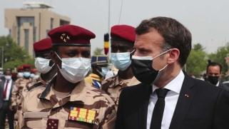 فرنسا تراهن على ابن ديبي لضمان استمرار مصالحها في تشاد