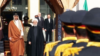 إيران تدرس استخدام أموال قطرية في شراء مقاتلات من الصين