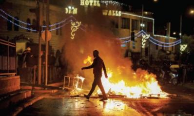 أكتب لأتذكَّر وحشية العنف اليهودي الذي رأيته في القدس