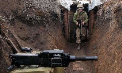 حرب أوروبا المنسية: نذر مواجهة مع بوتين في أوكرانيا