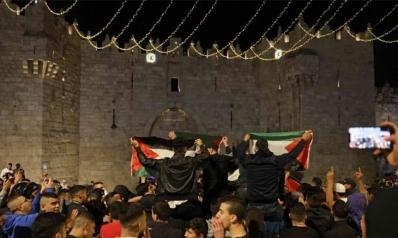 انتفاضة باب العامود… الممكن الفلسطيني والمتاح (الإسرائيلي)!