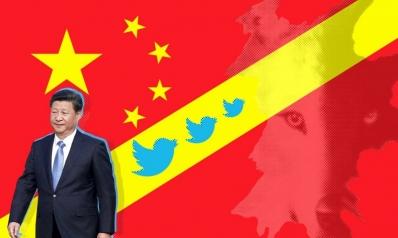 دعاية الذئب المحارب الصينية تحشد المحبّين على تويتر