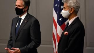 التقى بلينكن.. وزير الخارجية الهندي ينسحب من لقاءات مجموعة السبع إثر مخاوف من إصابته بكورونا