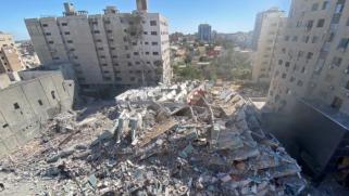 العفو الدولية تدعو للتحقيق في هجمات إسرائيل على المنازل السكنية بغزة بوصفها جرائم حرب