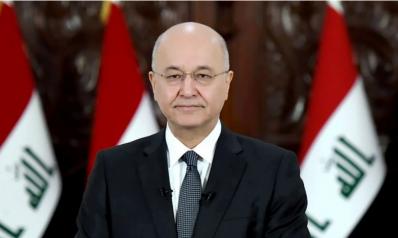 برهم صالح: 150 مليار دولار هُربت خارج العراق منذ 2003 بسبب الفساد