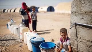 شح المياه في ديالى يهدد بتحولها إلى مدينة خالية من السكان